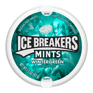 Ice Breakers Mints Wintergreen - 1.5oz (42g)