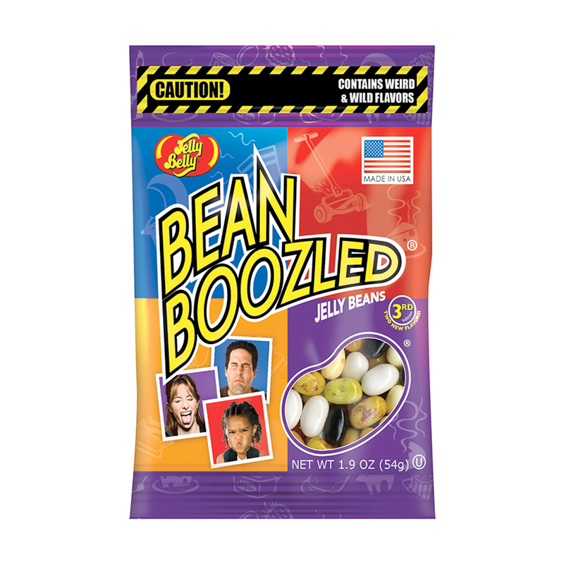 Jelly Belly Bean Boozled 5th Edition - 54g - New