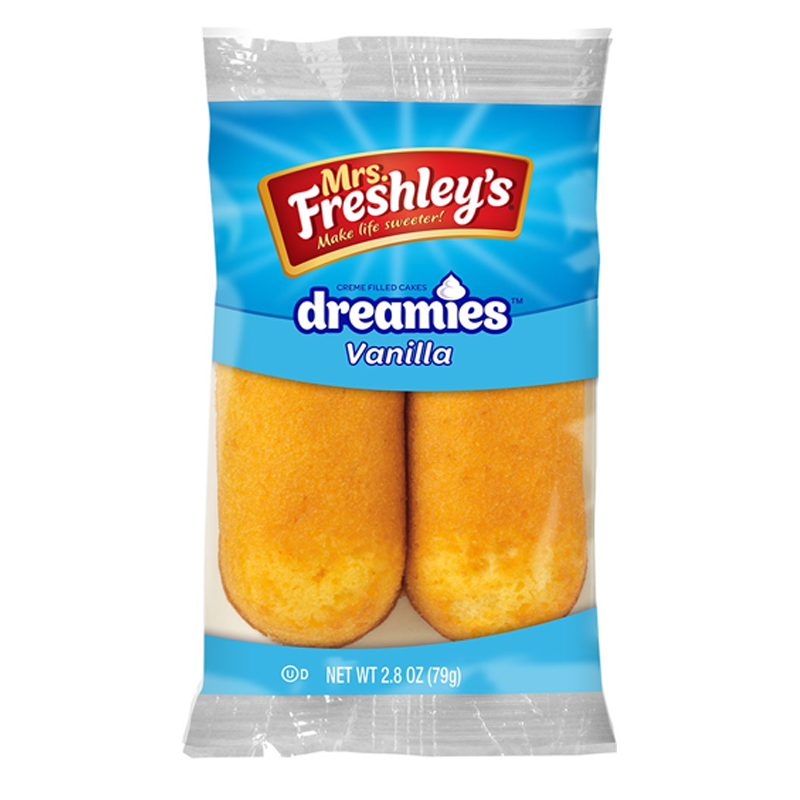 Mrs Freshley's - Dreamies - 2.8oz (79g) - New