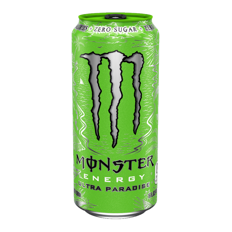 Monster Ultra Zero Paradise - 16fl.oz (473ml) - New