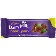Dairy Milk Paan Jeer 36g - India