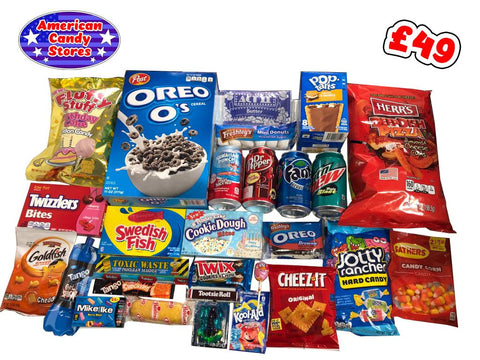 American Candy Stores - Supreme Selection -  £49
