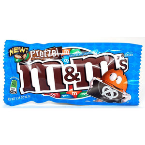 M&M's Pretzle 1.14oz - single packet