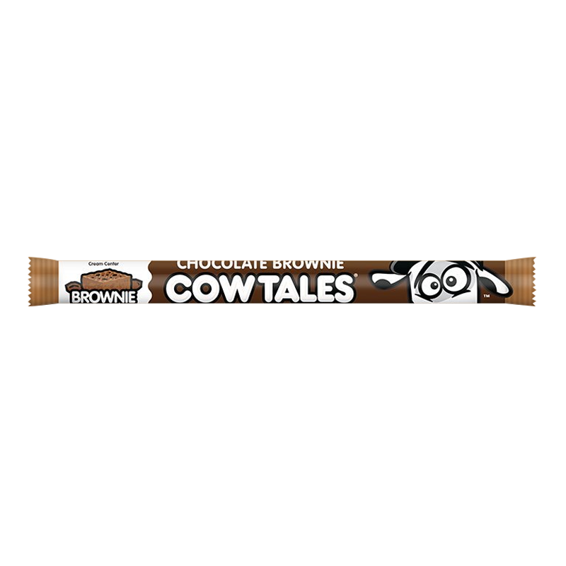 Cow Tales Limited Edition Caramel Chocolate Brownie - 1oz (28g)- New