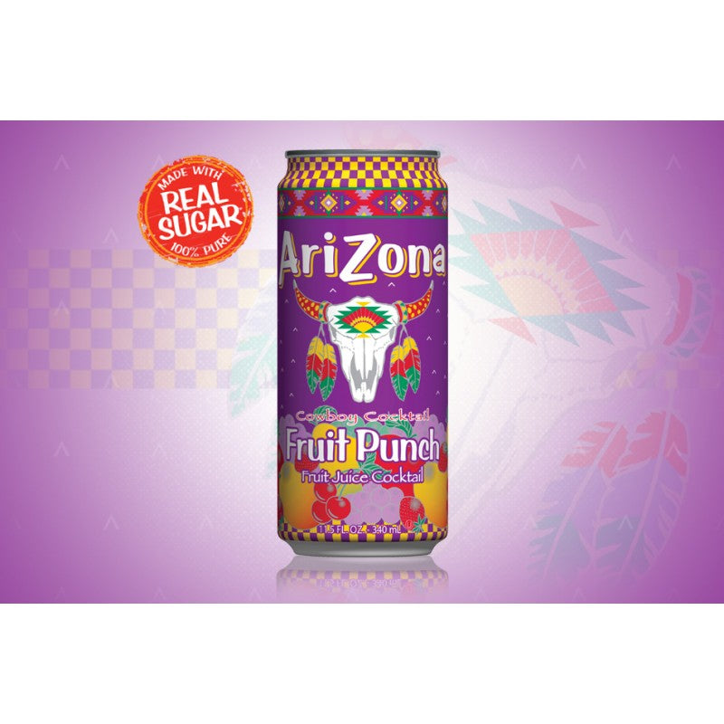 Arizona - Fruit Punch SLIM CAN 11.5oz (340ml)