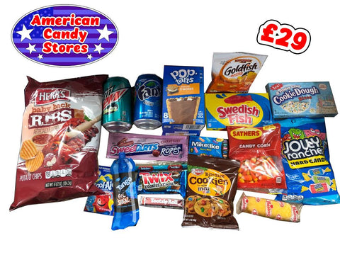 American Candy Stores Subscription Selection  - Classic Selection -  £29
