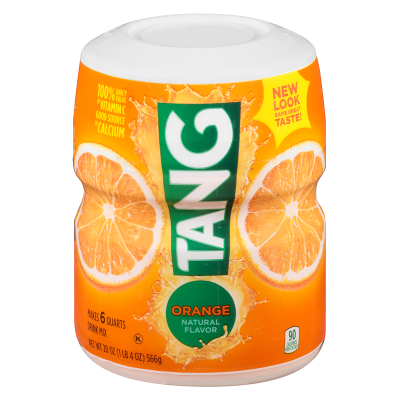 Tang Orange Drink Mix 20oz (566g) - New