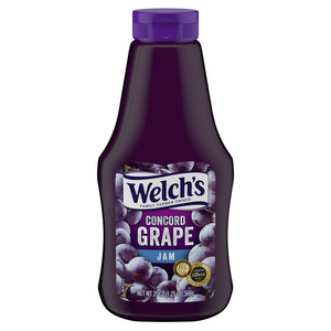 Welch's Concord Grape Squeeze Jam 20oz (567g)