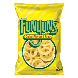 Funyuns Onion Rings - HUGE Bag 5.75oz (163g)