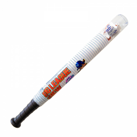Big League Chew Gumball Filled Novelty Baseball Bat 2.9oz (82g) - New