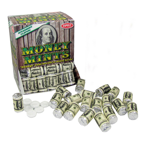 Espeez - Money Mints Roll 0.405oz (11.5g) - SINGLE - New