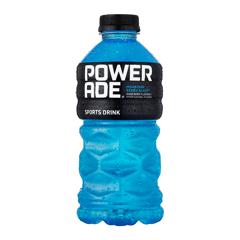Powerade Mountain Berry Blast - 28oz (828ml) - New
