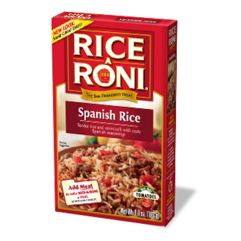 Rice-a-Roni Spanish Rice 6.8oz (192g) - New