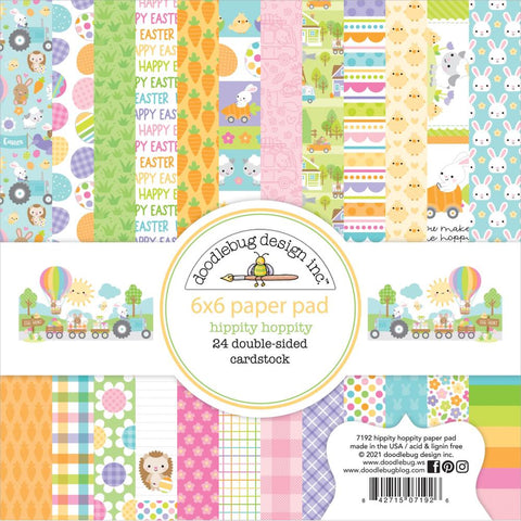 Doodlebug - Hippity Hoppity Collection