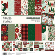 Simple Stories - Jingle All The Way Collection