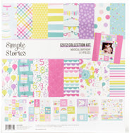 Simple Stories - Magical Birthday Collection