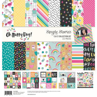 Simple Stories - Oh, Happy Day Collection