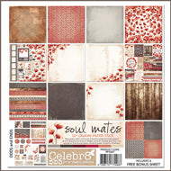 Celebr8 Paper Packs & Sketch Packs