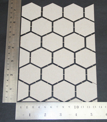 1.5 inch Hexagons