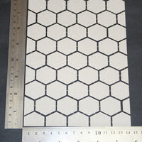 1 inch Hexagons