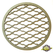 "10"" Decorative Panel - Wire Circle"