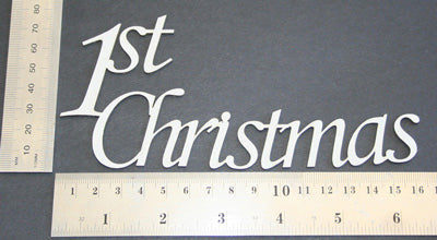 1st Christmas Title