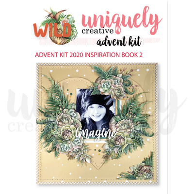 Uniquely Creative - Advent Kit 2020 - Inspiration Book 2