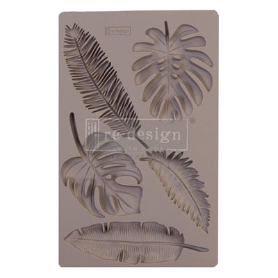 Prima - Finnabair Art Deco Mould - Monstera