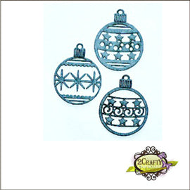 Bauble Ornament Set