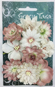 Green Tara - Cornflower Packs - Beige