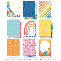 Cocoa Vanilla - Sunkissed Pocket Cards