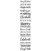Darkroom Door - Sentiment Stamps - Christmas