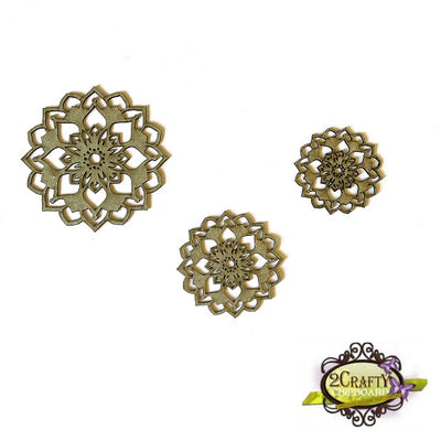 Doily Disc Set 1