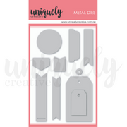 Uniquely Creative - Cut-a-Part Essentials #1 Die