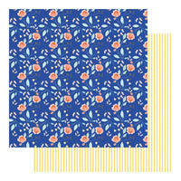 Fancy Pants - Peachy Keen Paper - Peach Blossom
