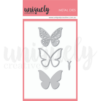 Uniquely Creative - Butterfly Builder