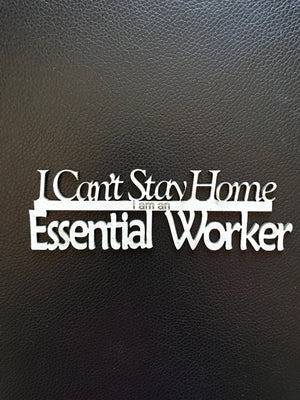 2Crafty - Essential Worker Title
