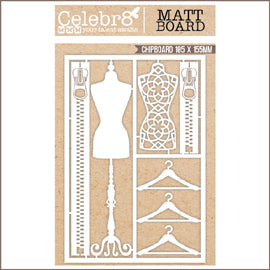 Celebr8 Matt Board - Fashion Elements