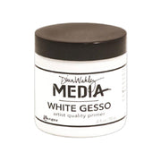 Ranger - Dina Wakley Media Gesso - White 4oz Jar