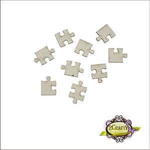 Mini Puzzle Pieces
