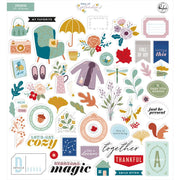 Pinkfresh - Days of Splendor Ephemera 53pcs