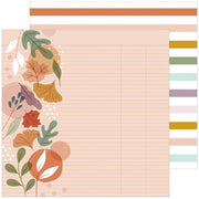 Pinkfresh - Days of Splendor Paper - Fall in Love