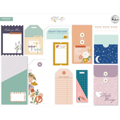 Pinkfresh - Days of Splendor Journaling Bits 12pcs