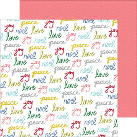 Pinkfresh - Home for the Holidays Paper - Holiday Gifts