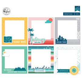 Pinkfresh - Out & About 12x12 Paper Pack