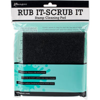 Ranger - Inkssentials Rub-It Scrub-It Stamp Cleaning Pad