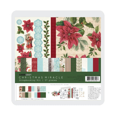 Kaisercraft - Christmas Miracle Scrapbooking Kit