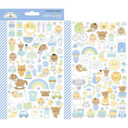 Doodlebug - Special Delivery Mini Icon Stickers