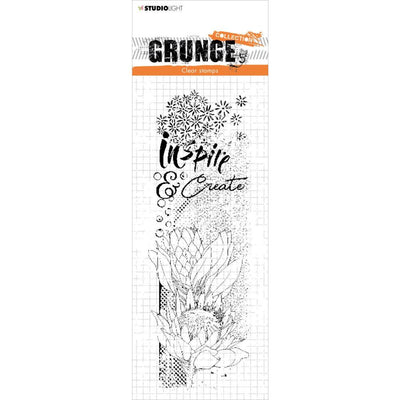 Studio Light Grunge Collection Stamp No. 496