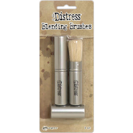 Tim Holtz - Distress Retractable Blending Brush 2/Pkg